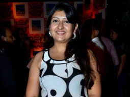 Photo Of Juhi Parmar From The Gauhar Khan and Hard Kaur at Comedy Circus screening