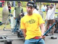 On The Sets Of The Film F.A.L.T.U Featuring Akshay Kumar,Jackky Bhagnani,,Pooja Gupta,Riteish Deshmukh,R Madhavan,Angad Bedi,Chandan Roy Sanyal,Amitabh Bachchan,Abhishek Bachchan,Kareena Kapoor,Salman Khan,Sushmita Sen,Mallika Sherawat,Akbar Khan,Arshad W