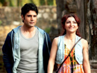 Movie Still From The Film Soundtrack,Rajeev Khandelwal,Soha Ali Khan