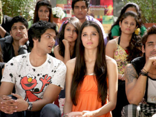 Movie Still From The Film Always Kabhi Kabhi,Ali Fazal,Giselle Monteiro