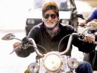 Movie Still From The Film Bbuddah...Hoga Terra Baap,Amitabh Bachchan
