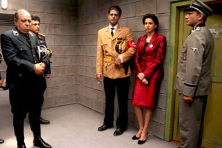 Movie Still From The Film Gandhi to Hitler,Nikita Anand