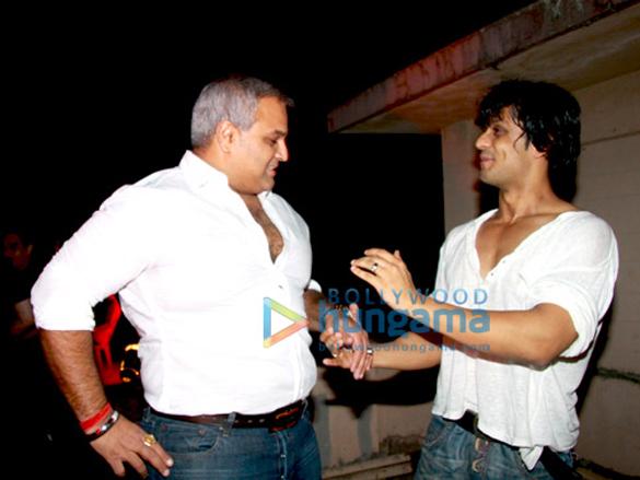 Photo Of Rahul NAnda,Vikrum Kumar From The Vikrum Kumar's Birthday Bash