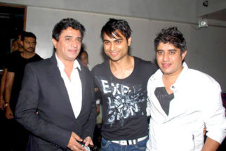 Photo Of Anand Raj Anand,Abhishek Anand,Harry Anand From The Nicole Faria at Harry Anand's 'Desi Funk' album launch