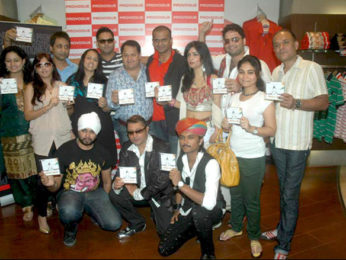 Photo Of Teenu Arora,Ramji Gulati,Prashant Shirsat,Salil Chaturvedi,Taz,Siddarth Kannan,Shibani Kashyap,Swaroop Khan From The Launch of Prashant Shirsat's album 'Deva o Deva'