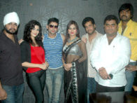 Photo Of Ramji Gulati,Shristi Sharma,Sudip Pandey,Jaysa Gerewal,Shivaji,Babu Bhai,Vishal Bhagat From The Devine Solutions launched its maiden venture 'Pappu Can't Drink Salaa'