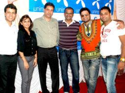 Photo Of Upanga Dutta,Dolly Sidhu,Rahul Mohan,Siddarth Kannan,Swaroop,Prashant Shirsat From The Prashant Shirsat celebrates Ganesh Utsav at Parel Cha Raja