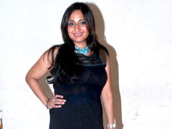 Photo Of Biba Singh From The Launch of singer Rashmi Chouksey's music album 'Sherawali Ke Nagariya Mein'