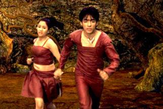 Movie Still From The Film Chhutanki,Nikita More,Anuj Pandit