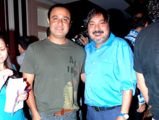 Photo Of Vivek Mushran,Tony Singh From The Completion party of 200 episodes of TV show 'Maryada.....Lekin Kab Tak'