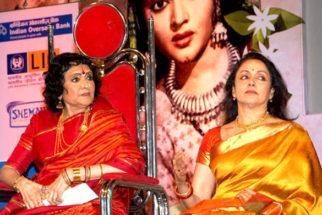 Photo Of Vyjayantimala,Hema Malini From The Hema Malini at Vyjayantimala Bali tribute concert