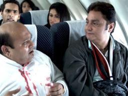 Movie Still From The Film Tere Mere Phere,Jagrat Desai,Sasha Goradia,Vinay Pathak