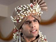 Movie Still From The Film Tere Mere Phere,Jagrat Desai