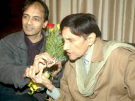 Photo Of Suneil Anand,Dev Anand From The Dev Anand celebrates birthday with media