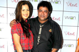 Photo Of Nandini Singh,Ashish Roy From The Launch of 'CAVE - The Fine Dining'