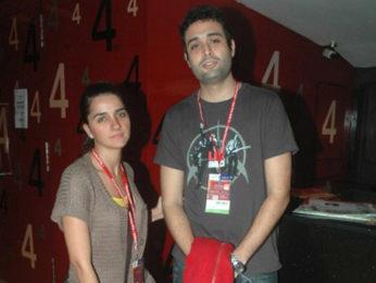 Photo Of Shruti Seth,Danish Aslam From The 13th Mumbai Film Festival - Day 6