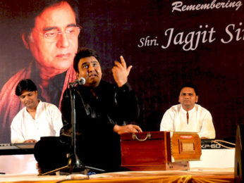 Photo Of Tauseef Akhtar From The Musical tribute to Jagjit Singh