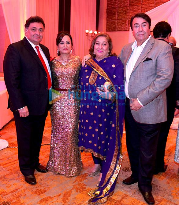 Rishi Kapoor, Smita Thackeray, Babita, Randhir Kapoor