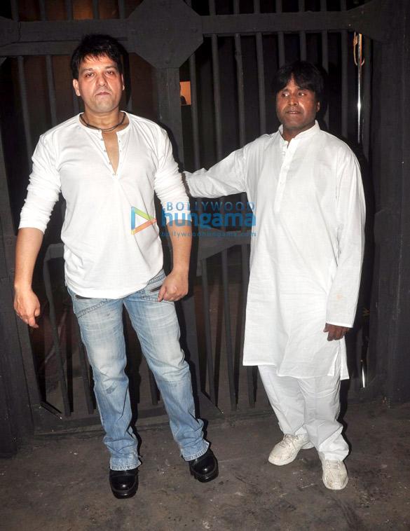 Usman Khan, Mahesh Saini