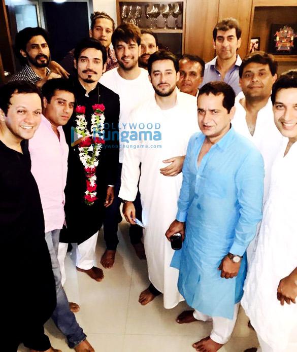 Imran Khan, Asif Shah, Zulfi Syed, Shawar Ali, Nawab Shah, Waahiid Ali Khan, Praveen Sirohi