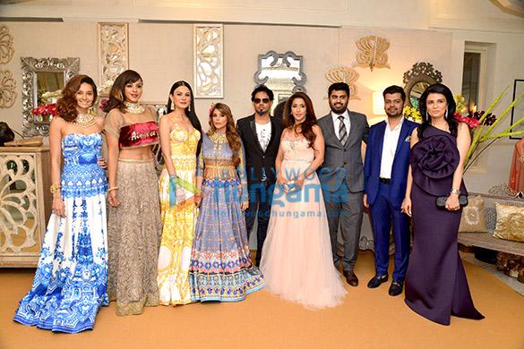 Shibani Dandekar, Manasi Scott, Anchal Kumar, Falguni Peacock, Shane, Krishika Lulla