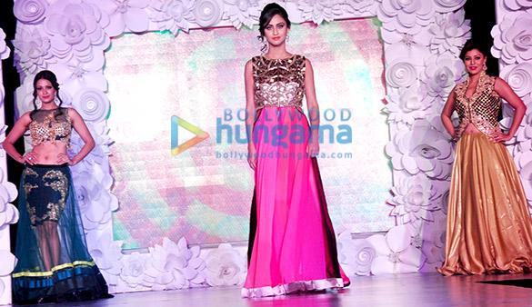 Barkha Bishit Sengupta, Krystle D'Souza