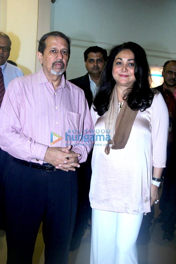Vickram Sethi, Tina Ambani