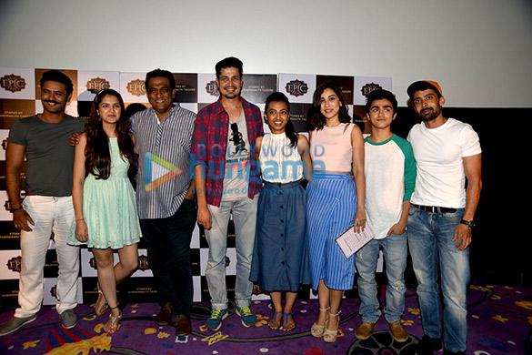 Bhanu Uday, Anurag Basu, Sumeet Vyas, Radhika Apte, Amrita Puri, Ameet gaur