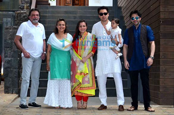 Vandana Malik, Avantika Malik Khan, Imran Khan, Imara Malik Khan