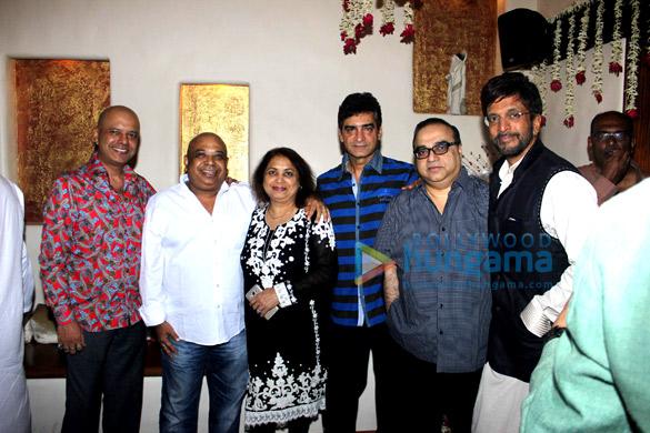 Naved Jaffrey, Indra Kumar, Rajkumar Snatoshi, Jaaved Jaaferi