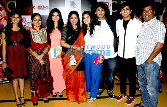 Gauri Konge, Indira Krishnan, Vaibhavi, Renuka Shahane, Anuradha Mukherjee, Sanket, Satya Manjrekar, Kishore Kadam