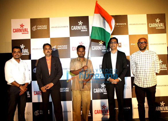 Abhay Kshirsagar, Saurabh Saxena, Karan Jaiswal, PV Sunil, Benny Dayal