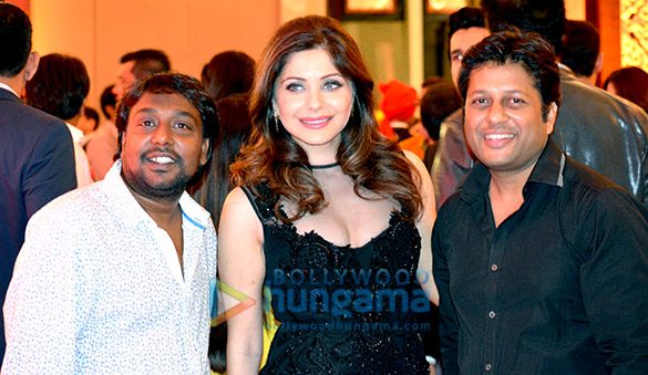 Shabbir Ahmed, Kanika Kapoor, Fazal Mehmood
