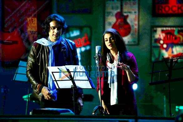 Jubin Nautiyal, Aishwarya Rai Bachchan