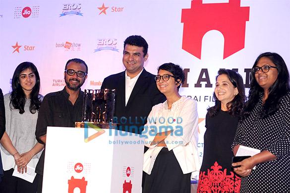 Niharika Bijli, Dibakar Banerjee, Siddharth Roy Kapur, Kiran Rao, Anupama Chopra, Smriti Kiran
