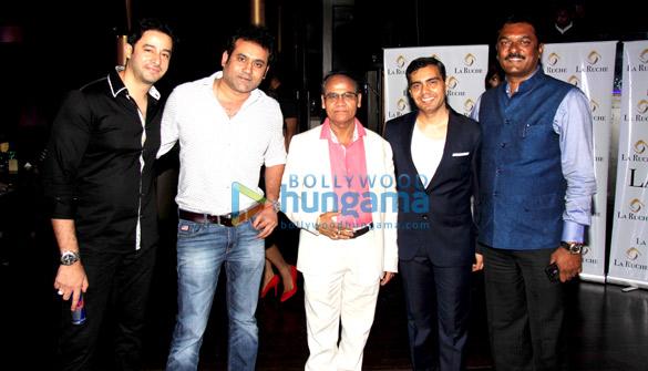 Zulfi Syed, Joe Rajan, K K Singh, Avinash Singh, Pratap Sarnaik