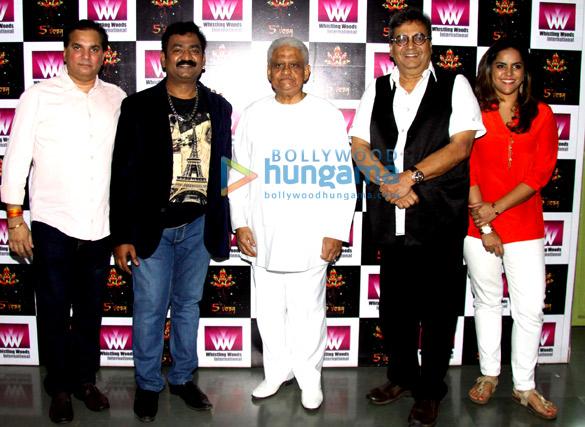 Lalit Pandit, Naveen Kumar, Pyarelal, Subhash Ghai, Meghna Ghai