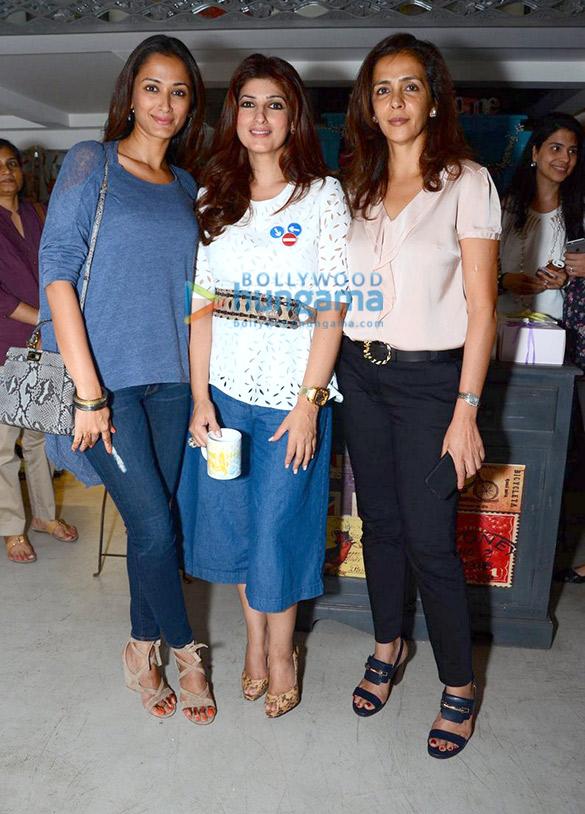 Gayatri Joshi, Twinkle Khanna, Gurleen Manchanda