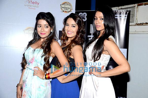 Tina Dutta, Shraddha Arya, Barkha Bisht Sengupta