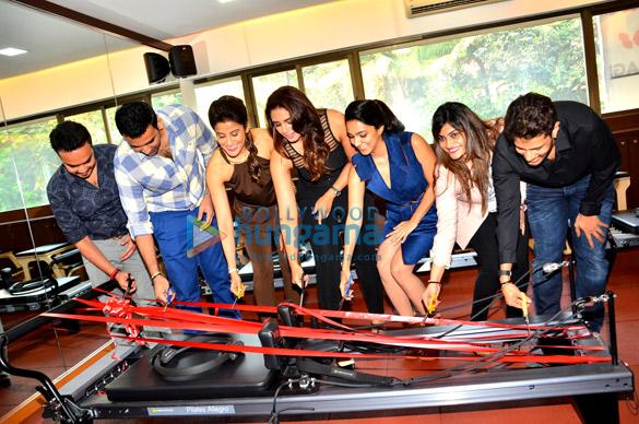 Premal Parekh, Zaheer Khan, Yasmin Karachiwala, Huma Qureshi, Kiara Advani, Simone Barmecha, Suniel Bhutoria