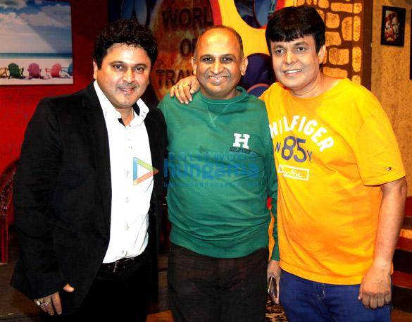 Ali Asgar, Imtiyaz Patel, Raju Lodhia