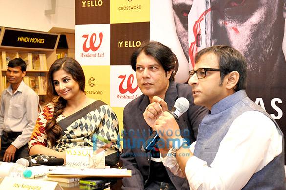 Vidya Balan, Piyush Jha, Joy Sengupta
