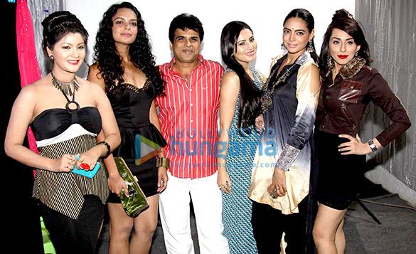 Resham Thakker, Bedita Bag, Chandrakant Singh, Anusmriti Sarkar, Shweta Bhardwaj, Akeira