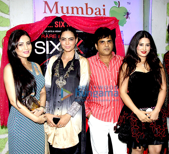 Anusmriti Sarkar, Shweta Bhardwaj, Chandrakant Singh, Arjumman Mughal