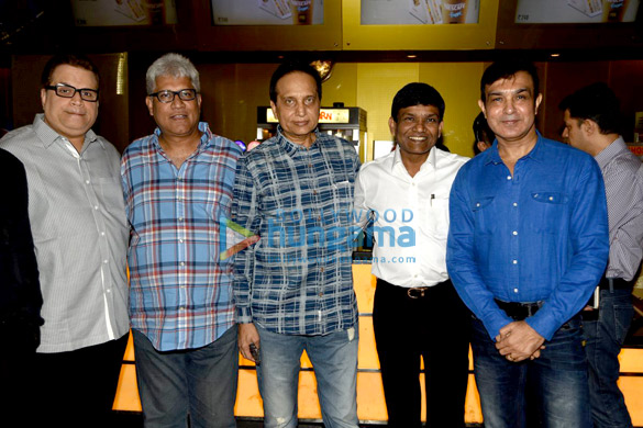 Ramesh S Taurani, Ratan Jain, Jayantilal Gada, Vijay Galani