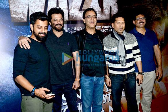 Bejoy Nambiar, Anil Kapoor, Vidhu Vinod Chopra, Sachin Tendulkar, Abhijat Joshi
