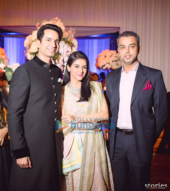 Rahul Sharma, Asin, Milind Murli Deora