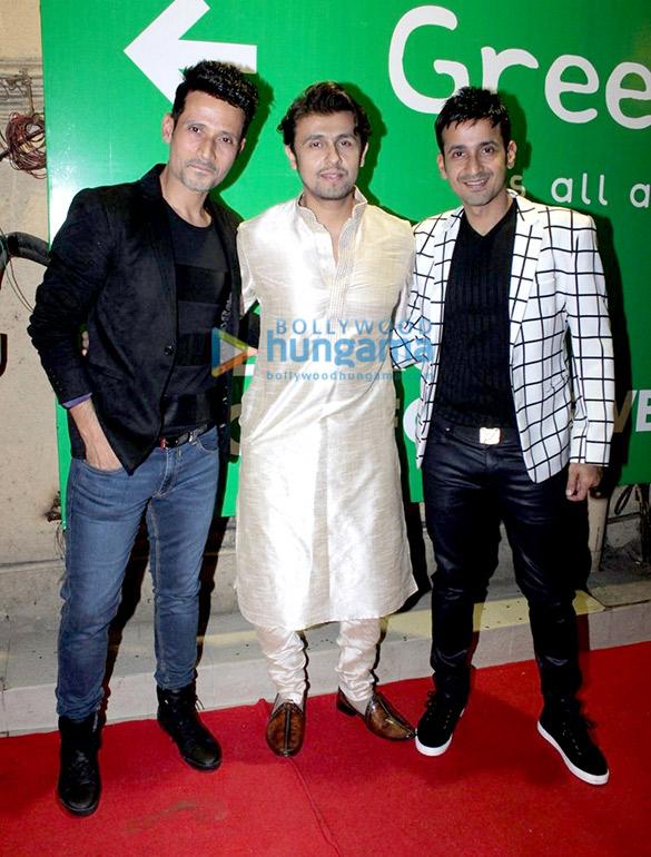 Manmeet - Meet Bros, Sonu Nigam, Harmeet Singh