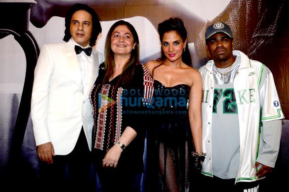 Rahul Roy, Pooja Bhatt, Richa Chadda, Caesar Gonsalves