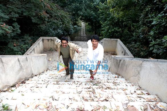 R Madhavan, Sharman Joshi
